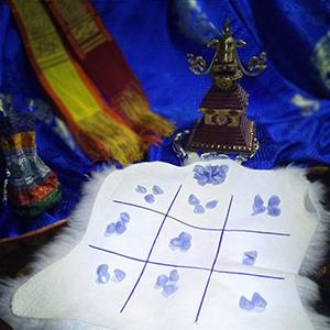 Тибетское Гадание на камнях