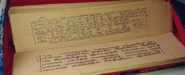 Особенности тибетских астрологических текстов
